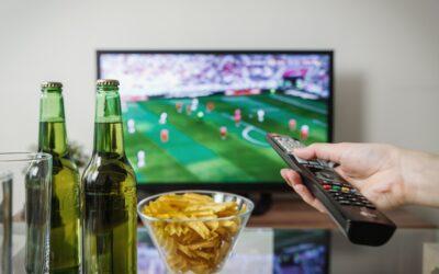 Derfor skal du bette online, når du ser sport