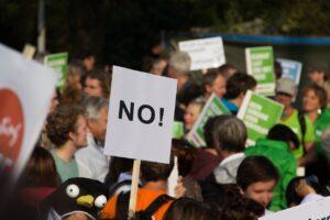 miljøprotest