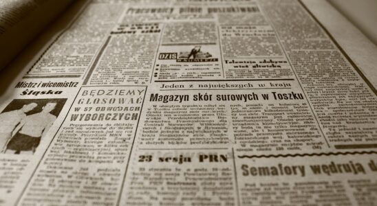 gammel avis