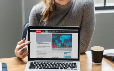 Find nyheder online