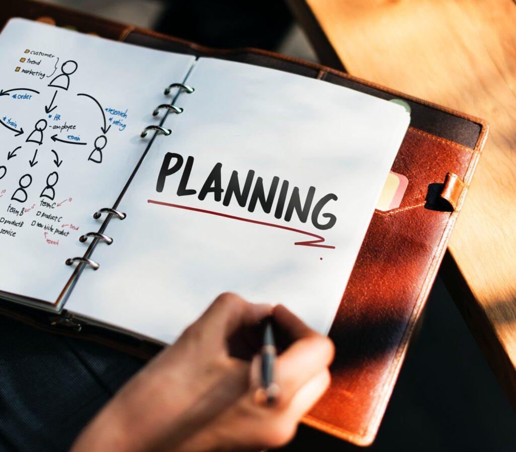 Planlægning