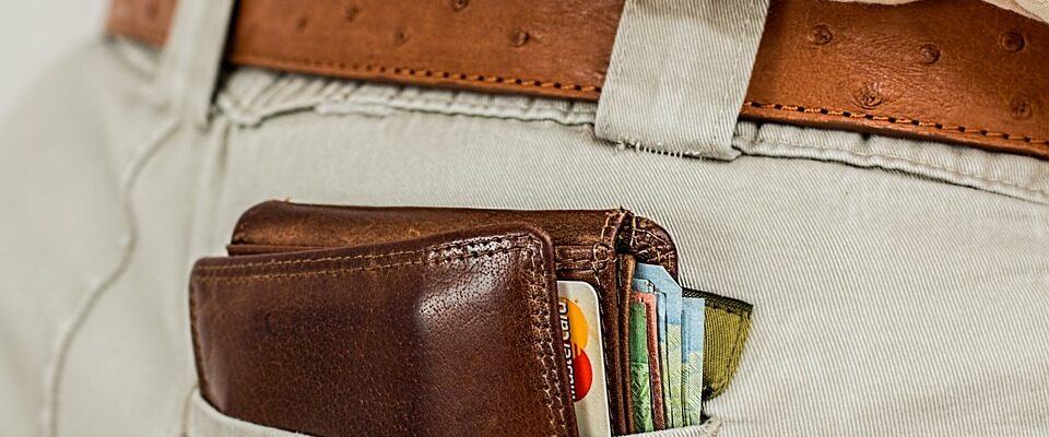 fyldt tegnebog