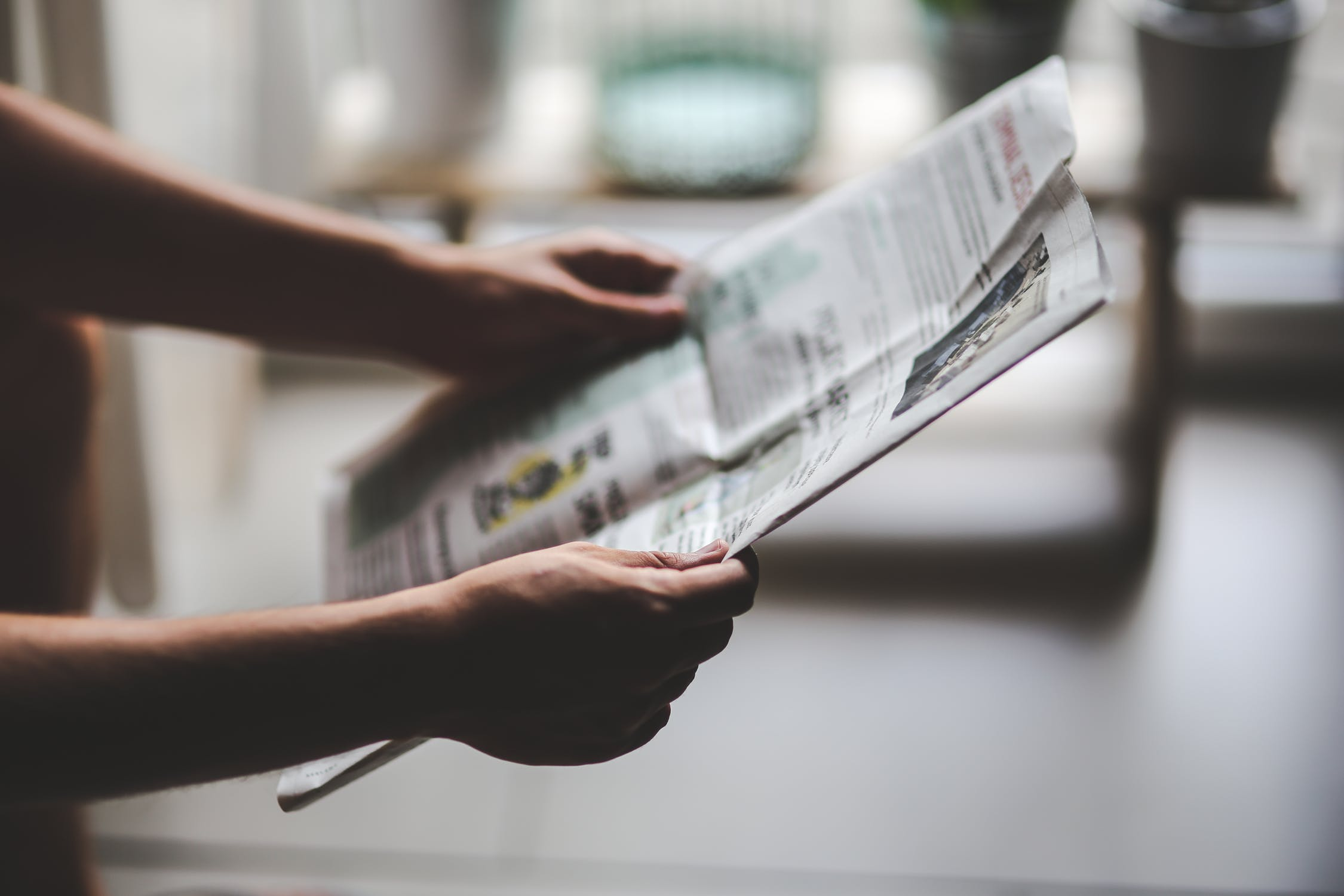 Læs en avis