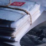 En stak af breve