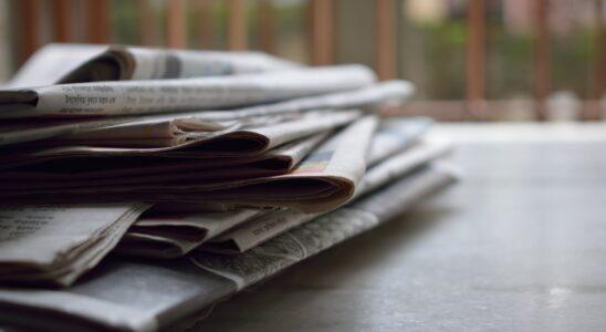 Bunke af aviser
