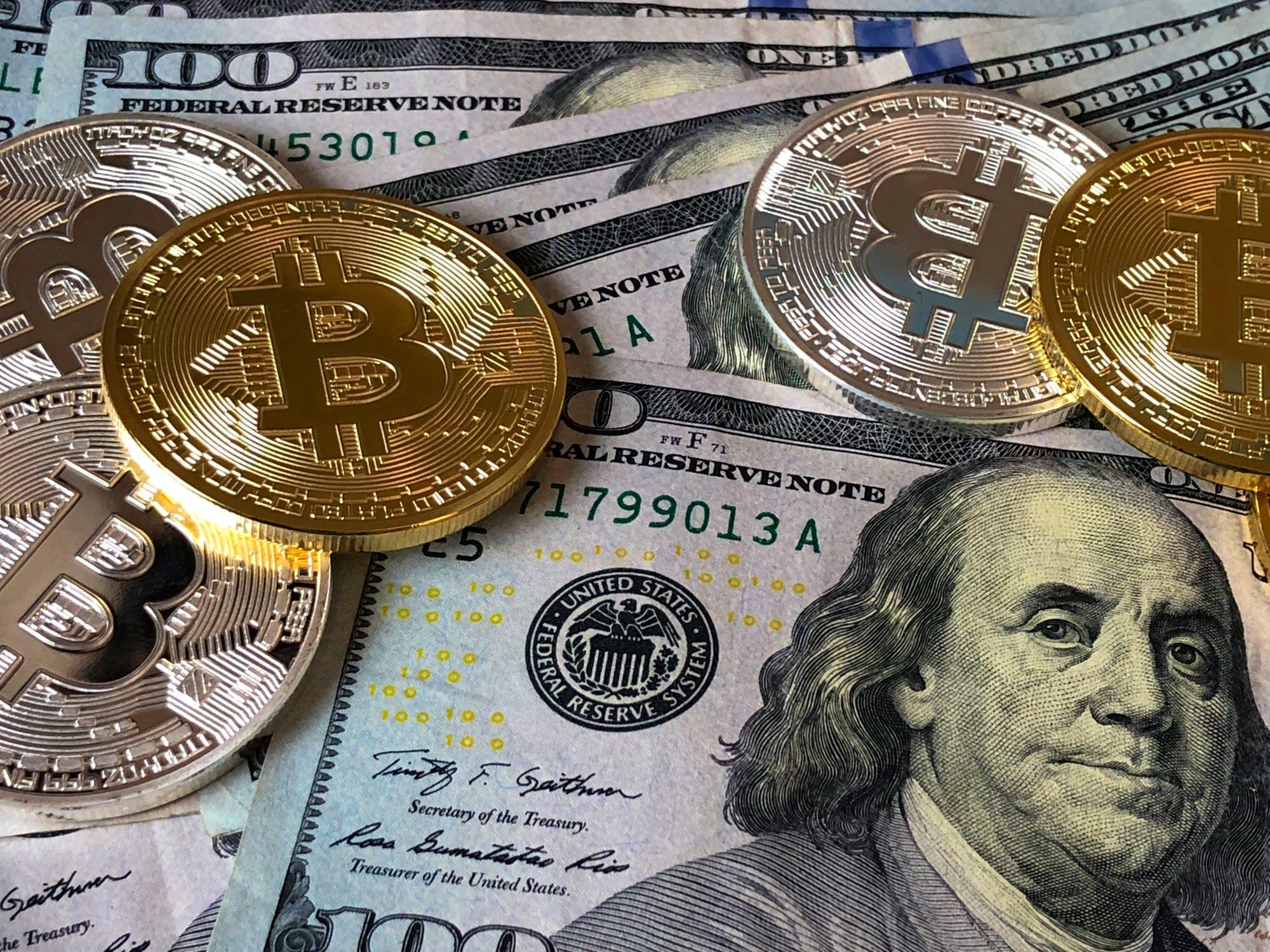 Bitcoin – det digitale guld