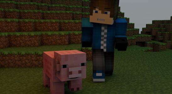 Minecraft legetøj