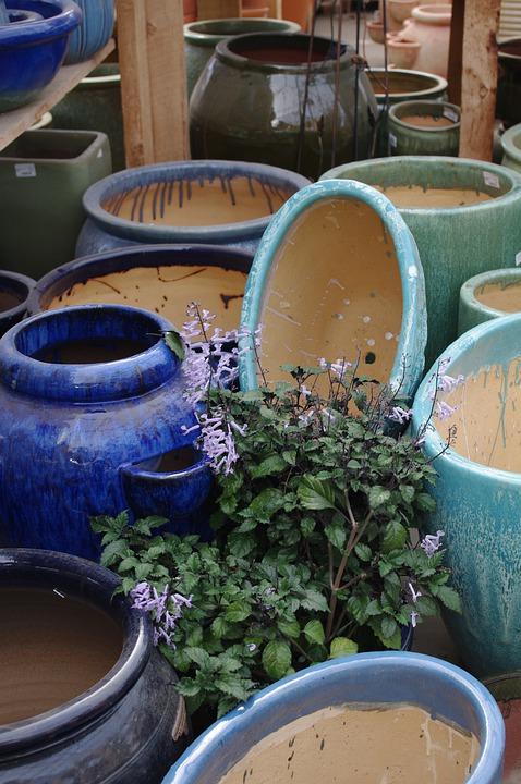 potteplanter